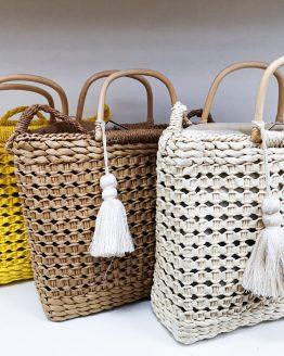 Pletene torbice i pleteni asortiman